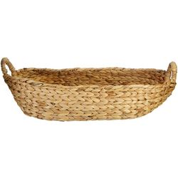 Uma Ent Woven Seagrass Decorative Storgage Basket
