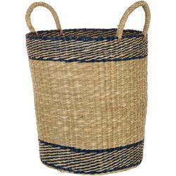 Uma Ent Woven Seagrass Tall Basket