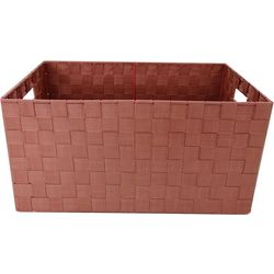 Fancy That Woven Nylon Decorative Basket