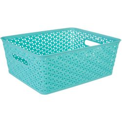 Whitmor Medium Resin Tote Basket