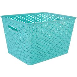 Whitmor Large Resin Tote Basket