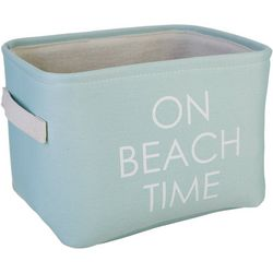 Azzure Extra Small On Beach Time Storage Bin