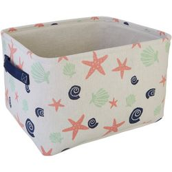 Azzure Small Sea Shells Storage Bin