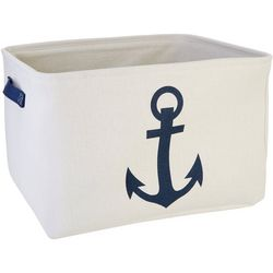 Azzure Large Anchor Storage Bin
