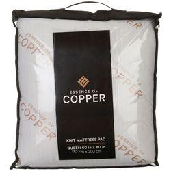 Essence of Copper Knit Mattress Pad