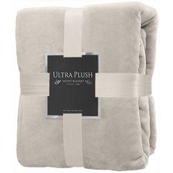 Dream Home Ultra Plush Velvet Blanket