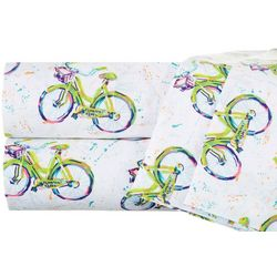 Leoma Lovegrove My Happy Place Print Microfiber Sheet Set