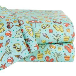 Elite Home Summertime Fun Sheet Set