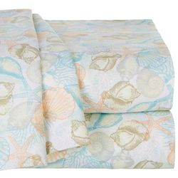 Coastal Collection Coco Beach Pastel Sheet Set