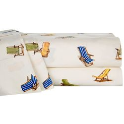 Tommy Bahama Beach Chair Sheet Set