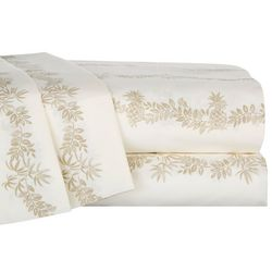 Tommy Bahama Pineapple Garland Sheet Set