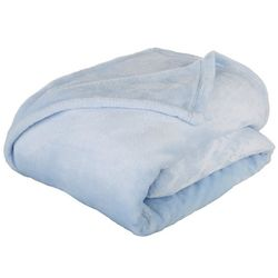 Coastal Home Velvet Soft Plush Blanket