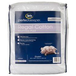 Serta Regal Cotton Mattress Pad