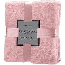 Dream Home Hampton Cove Plush Blanket