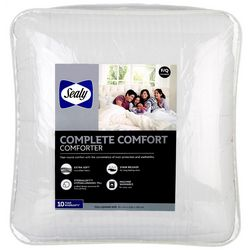 Sealy Complete Comfort All Season Comforter