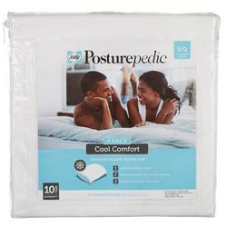 Sealy Posturepedic 4-pk. Cool Comfort Pillow Protector Set