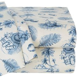 Coastal Home Sea Breeze Sheet Set