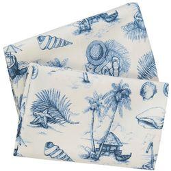 Coastal Home 2-pk. Sea Breeze Pillowcase Set
