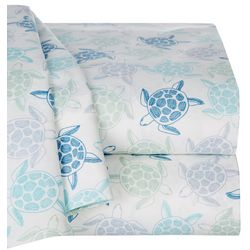 Coastal Home Turtle Bay Sheet Set