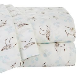 Coastal Home 2-pc. Sandpiper Shell Pillow Case Set