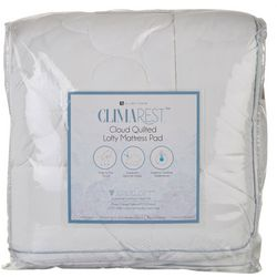 Climarest Cloud Quilted Lofty Mattress Pad