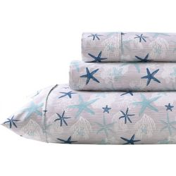 Coastal Home Fair Water Sheet Set