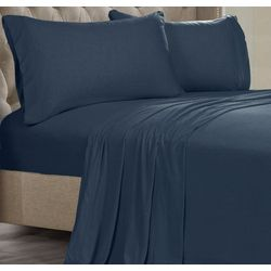 Posh Home Jersey Knit Sheet Set