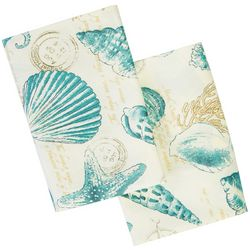 Coastal Home 2-pc. Ocean Retreat Pillowcase Set