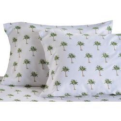 Panama Jack Palm Tree Sheet Set