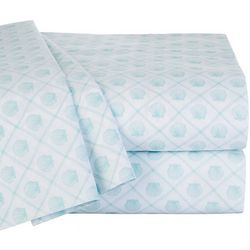 Panama Jack Crossed Shell Sheet Set
