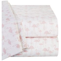 Panama Jack Flamingo Blush Sheet Set