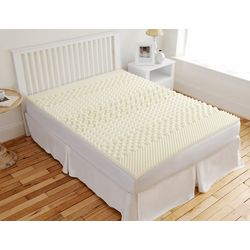 Carpenter Peaceful Dreams 1.5'' Memory Foam Mattress Topper