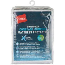 Hanes Constant Comfort Waterproof Mattress Protector