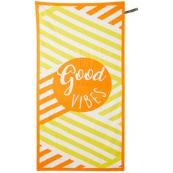 Beach Tech Good Vibes High Performance Beach Towel