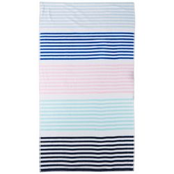 Lintex Block Stripe Beach Towel