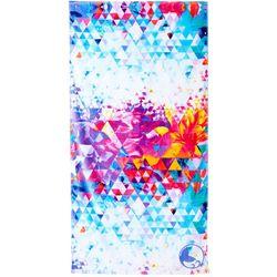 Reel Legends Floral Hologram Beach Towel