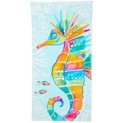 Tropix Mermaid's Best Friends Beach Towel