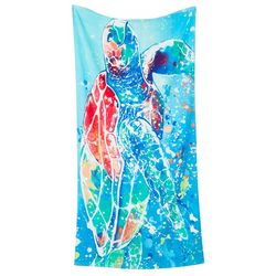 Tropix Sea Turtle Friends Beach Towel