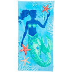 Tropix Mermaid Collector Beach Towel