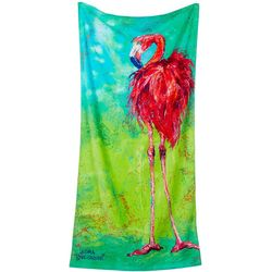Leoma Lovegrove Tall Drink of Water Beach Towel