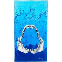 Reel Legends Jaws Beach Towel