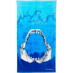 Reel Legends Jaws Beach Towel