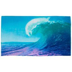 Reel Legends Surf Crest Beach Towel