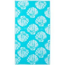 Tropix Scallop Shells Beach Towel
