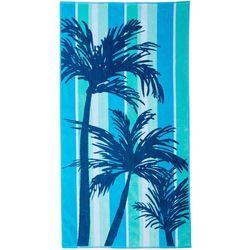 Tropix Palm Forest Beach Towel