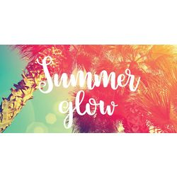 JGR Copa Summer Glow Beach Towel