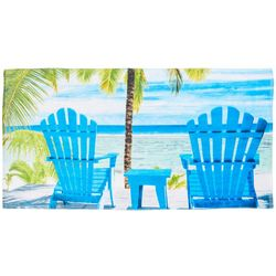 JGR Copa Adirondack Chairs Beach Towel