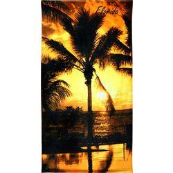 JGR Copa Sunset Florida Beach Towel