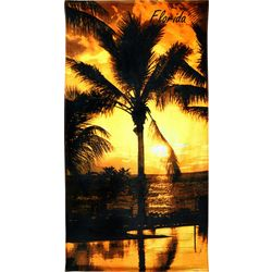 JGR Copa Sunset Florida Beach Towel