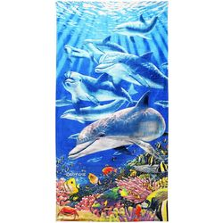 JGR Copa The Living Sea Beach Towel